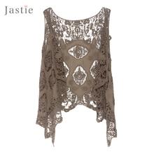 Hippie Froral Patch Design Vest Retro Vintage Crochet Summer Beach Cover Up Asymmetric Open Stitch Kimono