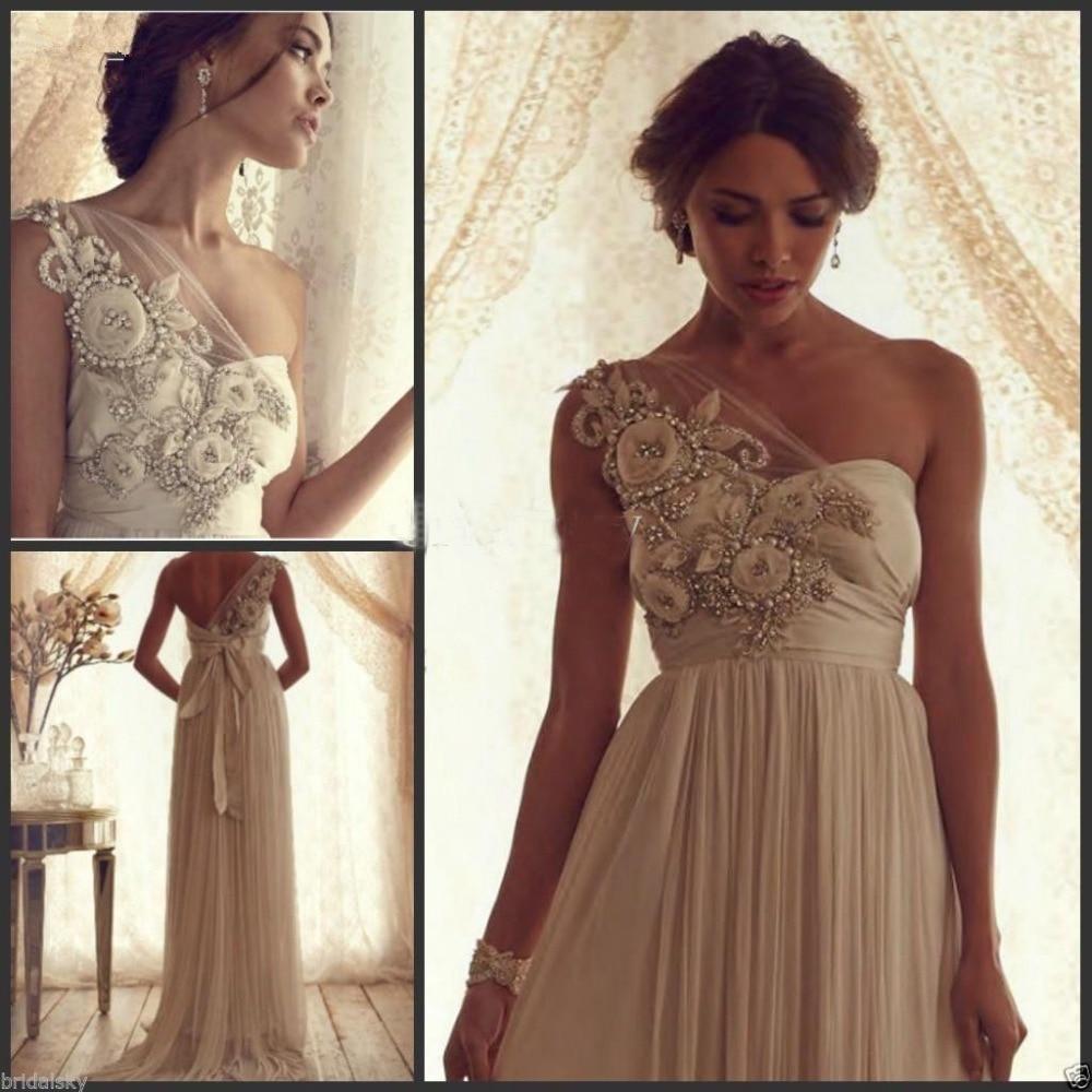 Popular goddess prom dress buy cheap goddess prom dress for Greek goddess wedding dresses
