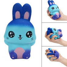 squeeze squishe Starry Cute kids toys Rabbit Scented Slow Rising Collection Stress Reliever funny tarry Cute Rabbit Scented Slow