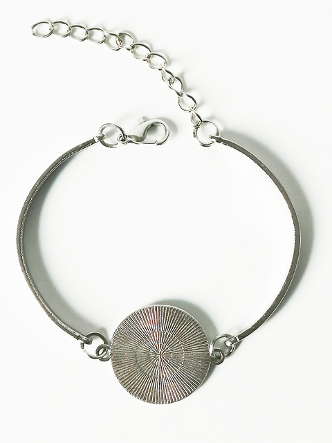 Bracelet Vikings le bouclier de Lagertha  2