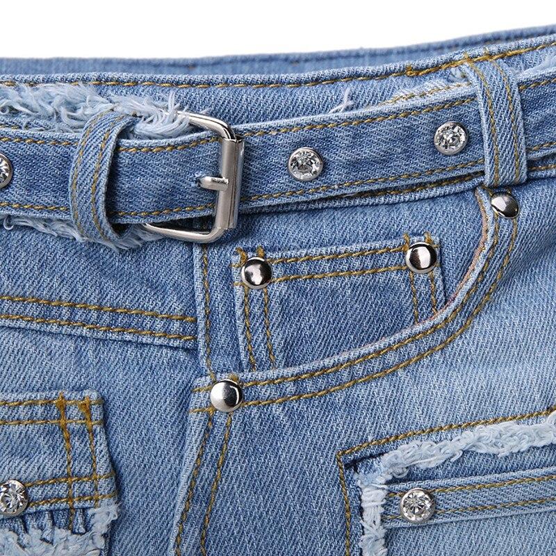 Da Senhora calças de Brim Bolsas Totes