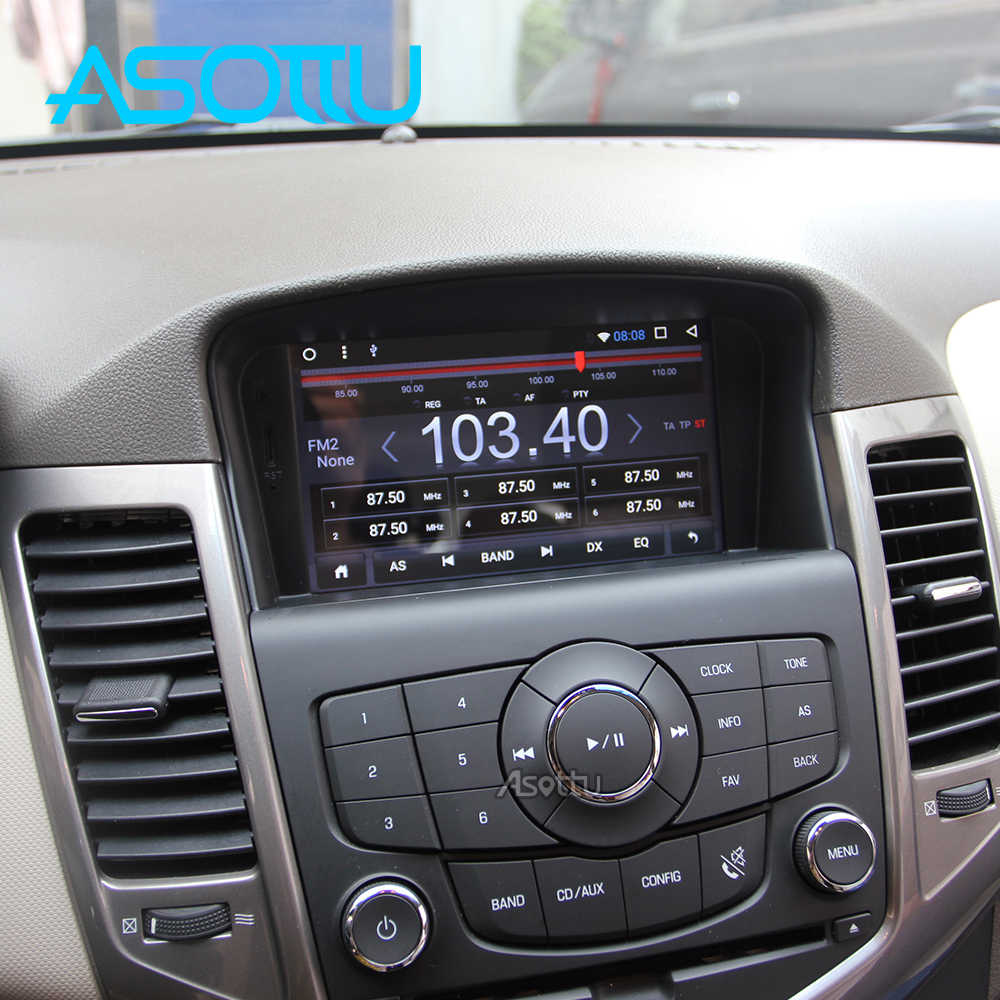Asottu ZLKLZ7060 Android 9,0 автомобильный dvd-плеер для Chevrolet Cruze 2008 2009 2010 2011 2012 автомобильный dvd gps стерео плеер