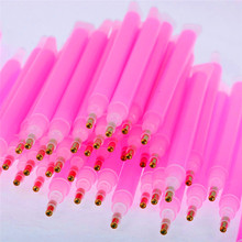 Hot 20pcs Double Head Diamond Embroidery Accessories DIY Tools Painting Craft Square Round Rhinestone Stitch Pencil Pen