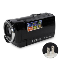 LCD Screen HD Resolution 720P Multifunctional Camera Video Digital 16x Digital Zoom Portable