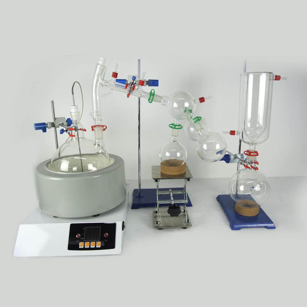 Laboratory Equipment 20L Short Path Distillation Chemistry Lab Distillation Economic Short Path Distillation mirna rahmah lubis desalination using vapor compression distillation