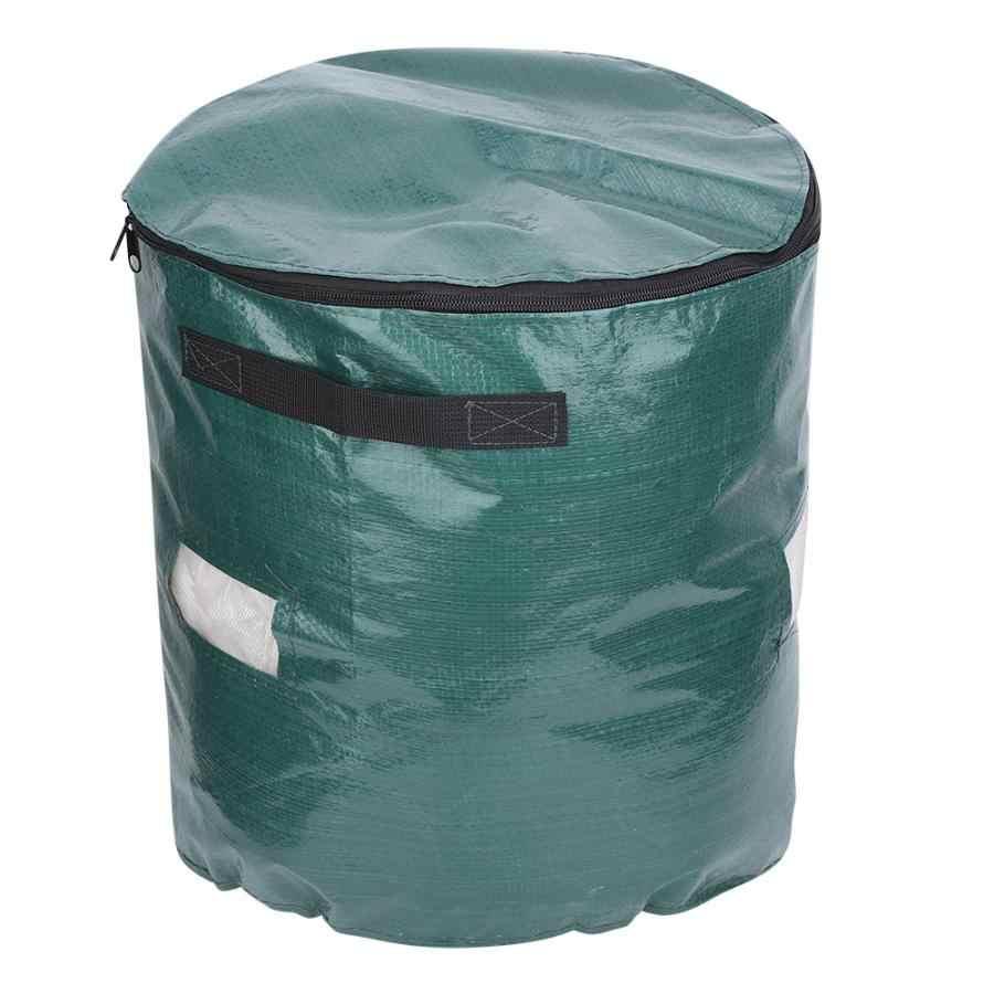 TOPINCN PE мешок для навоза для земляного червя/мешок для посадки навоза для домашнего садоводства/цветочного питомника