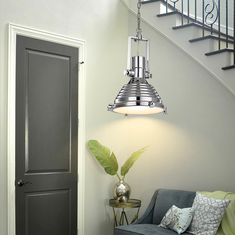 Vintage Loft Pendant Lights Wrought Iron Retro Edison Hanging Lamp Room pendant Lamps hanging lights american art creative retro vintage pendant lights spring iron hanging pendant lamp indoor iron black pendant lamp light