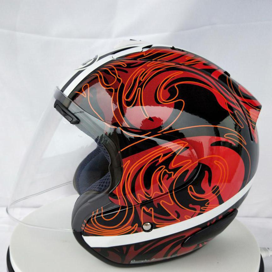 2017 Top hot ARAI casque moto casque demi casque open face casque casque motocross TAILLE: S M L XL XXL,, Capacete