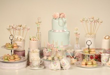 Laeacco Cake Lollipop Dessert Baby Children Birthday Photography Backgrounds Customized Photographic Backdrops For Photo Studio