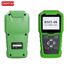 OBDSTAR BMT-08 12 В/24 В 100-2000 CCA 220AH автомобильный тестер заряда батареи и автомобильный аккумулятор OBD2 спичечный инструмент