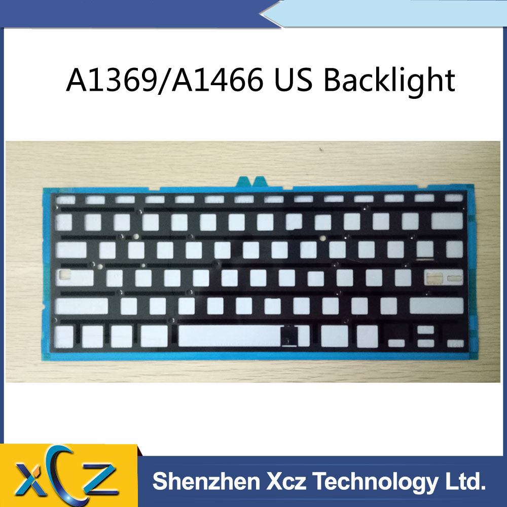 Brand New A1369 A1466 US Keyboard Layout Backlight For Macbook Air 13'' 2010 2011 2012 2013 2014 2015 2016 2017 Year