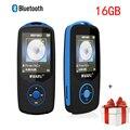 Мин Bluetooth mp3-плеер 16 ГБ Спорт RUIZU X06 1.8 Экран 100 H цифровой Музыкальный Проигрыватель MP3 Видео Плеер HIFI Стерео FM Радио walkman