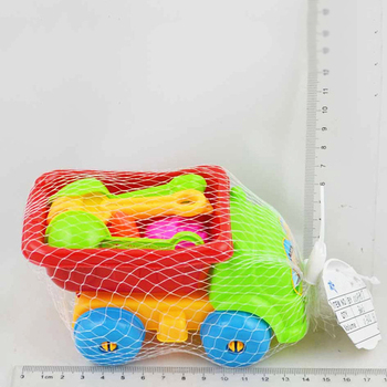 15cm 11 Pieces Set Small Beach Toys Summer Play Children Dredging Shovel Sand Mold Kid Baby Outdoor Games Play House Toy Car G38 3
