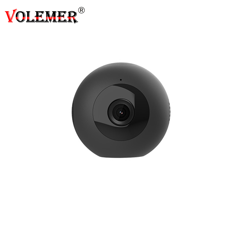 Volemer C8 Video Camera 1080P Wireless Wi fi Video Surveillance Night Security Mini Camera Network Indoor