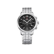 Наручные часы Swiss Military SM34052.01 мужские с кварцевым хронографом на браслете