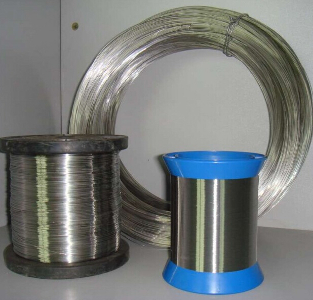 DIY Steel Wire Stainless Spring Wire Bright Surface Diameter 0.4mm 1kg