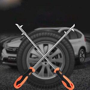 Image 4 - Автомобильный крюк для чистки шин, инструменты для ремонта, автомобильная защита шин, канавки, крючки для удаления камней