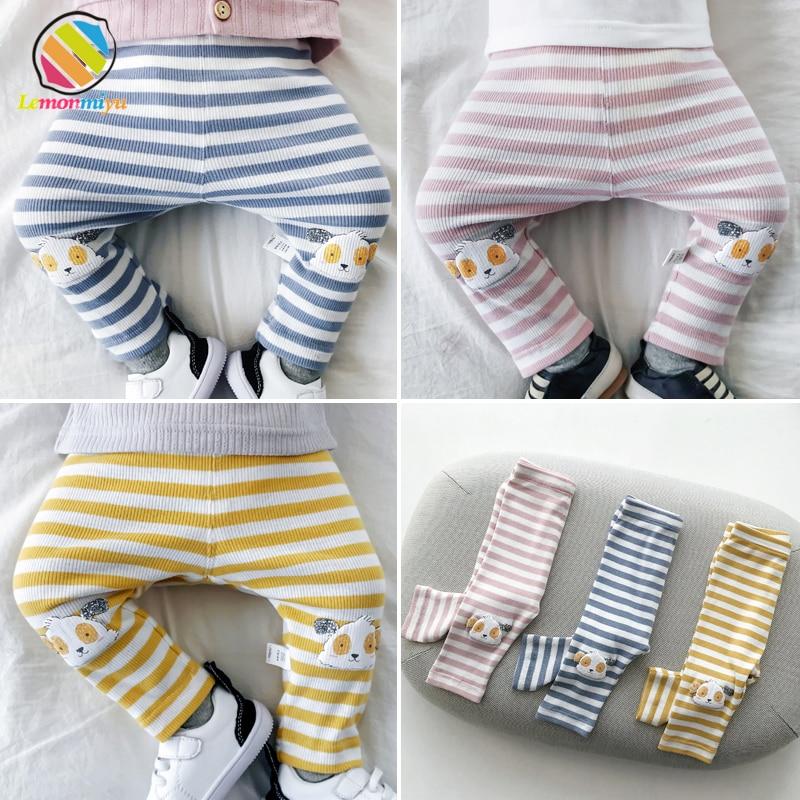 Lemonmiyu Baby-Boy-Trousers Baby Leggings Long-Pants Newborns Harem Toddler Autumn Casual