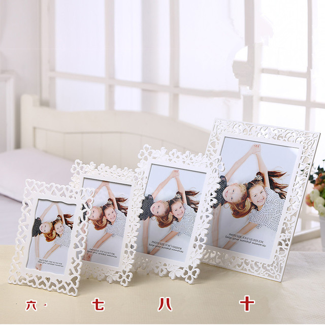 Family Multi Photo Frame Online Home Decor Art Wooden Wedding Mini ...