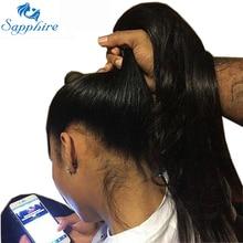 Sapphire Peruvian 360 Lace Frontal Wig Lace