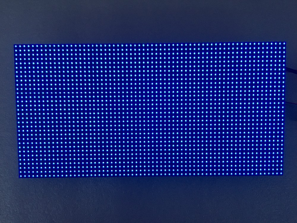 256*128mm 64*32 pixels 1/16 Scan Indoor 3in1 SMD2121 RGB full color P4 led display screen module LED panel