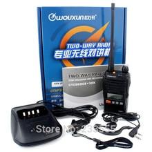 DHL Free Shipping NEW WOUXUN KG-659(II) Radio Walkie Talkie 5W 128CH UHF VOX DTMF CTCSS/DCS Two Way Radio