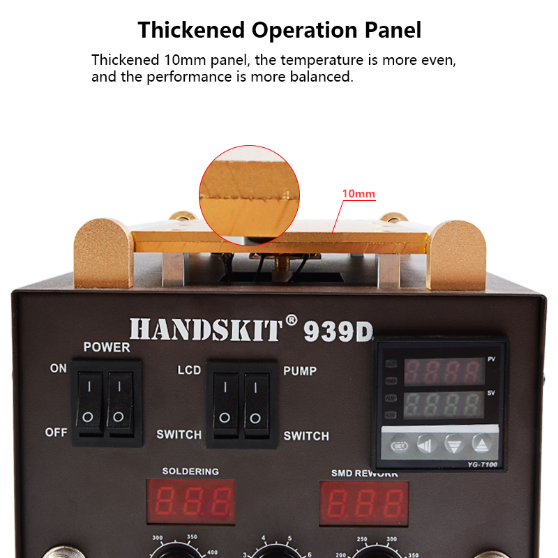 Handskit-939DSMD-Rework-3-in-1-Soldering-Station-With-Hot-Air-Rework-Station-Touch-Screen-Separator