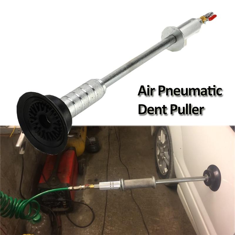 Air Pneumatic Car Dent Puller Auto Car Bodywork Repair Panel Screen Open Tool Slide Pull Hammer Sheet Metal Tools Repair Kit