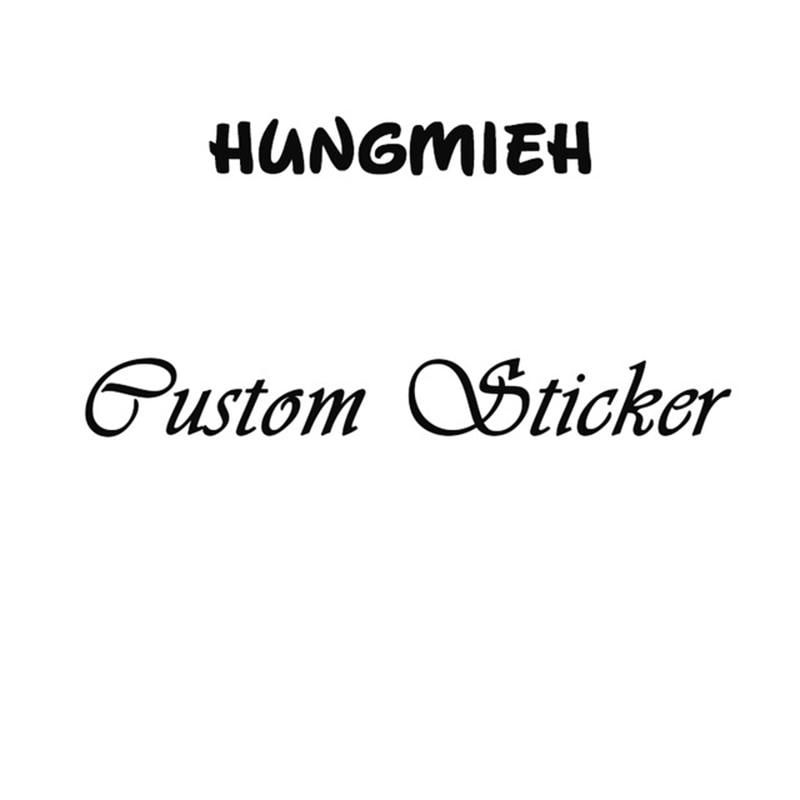 Car Sticker Custom