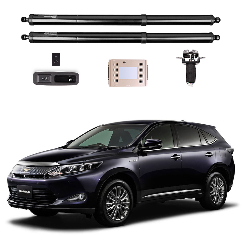 New For TOYOTA HARRIER Electric Tailgate Modified Leg Sensor Tailgate Car Modification Automatic Lifting Rear Door Car Parts SUV