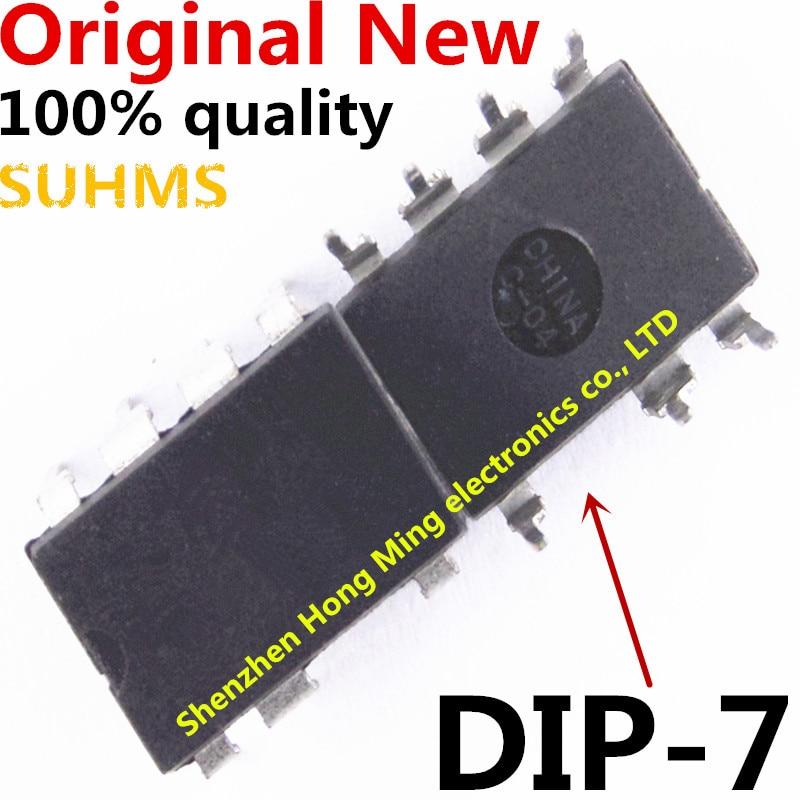 (5piece)100% New TOP252PN TOP253PN TOP254PN TOP255PN TOP256PN TOP257PN TOP258PN DIP-7 Chipset