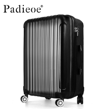 luggage 20 Inch TSA lock hook up PC+ABS aluminum frame universal wheel rolling Carry-Ons Travel Case suitcase Alloy Trolley