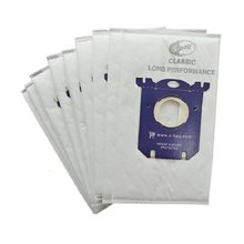 10 pieces/a lot Vacuum Cleaner Bags Dust Bag for Electrolux Vacuum Cleaner filter and S-BAG(China)