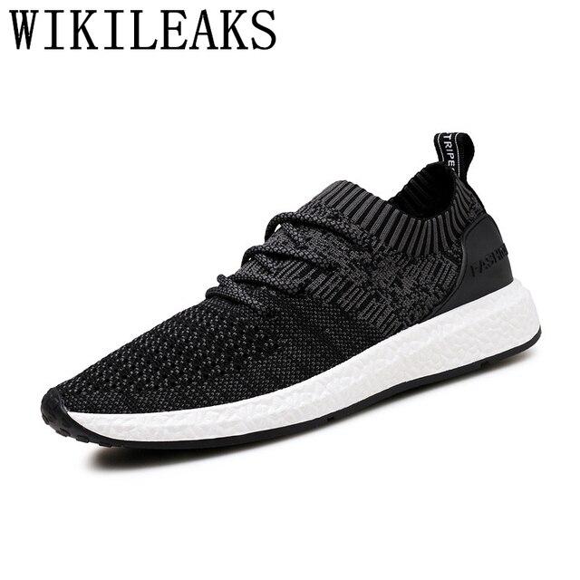 f41f663ef0 Sapatos tenis masculino sapatos masculinos formadores corredor sapatos  verão marca das sapatilhas homens sapatos casuais respirável