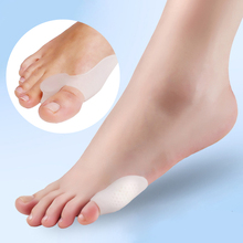 Bone Thumb Straightener Toes Separators Hallux Valgus Correction of the Silicone Bunion Corrector Foot Care Tool 2Pair/Set