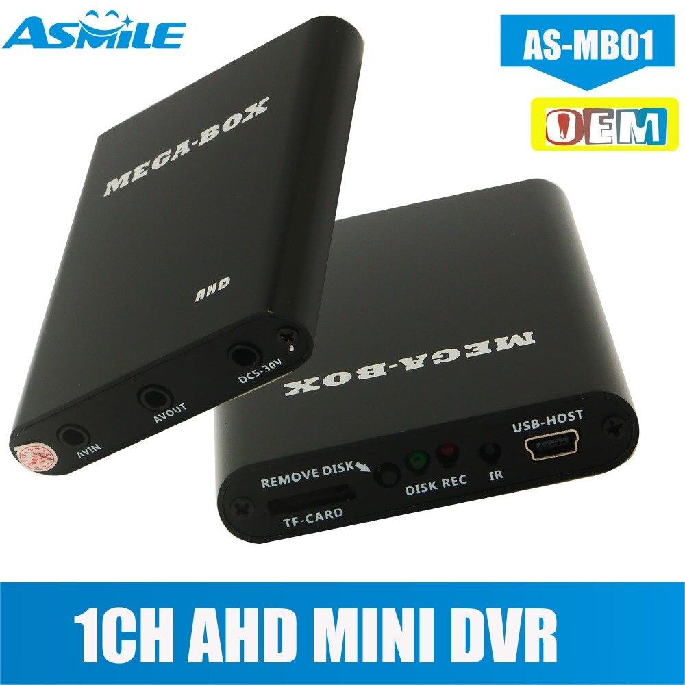 AHD DVR 1CH MEGA BOX 720 P supporto MOBILE 1.3MP ahd kamepa OEM ordine accettabileAHD DVR 1CH MEGA BOX 720 P supporto MOBILE 1.3MP ahd kamepa OEM ordine accettabile