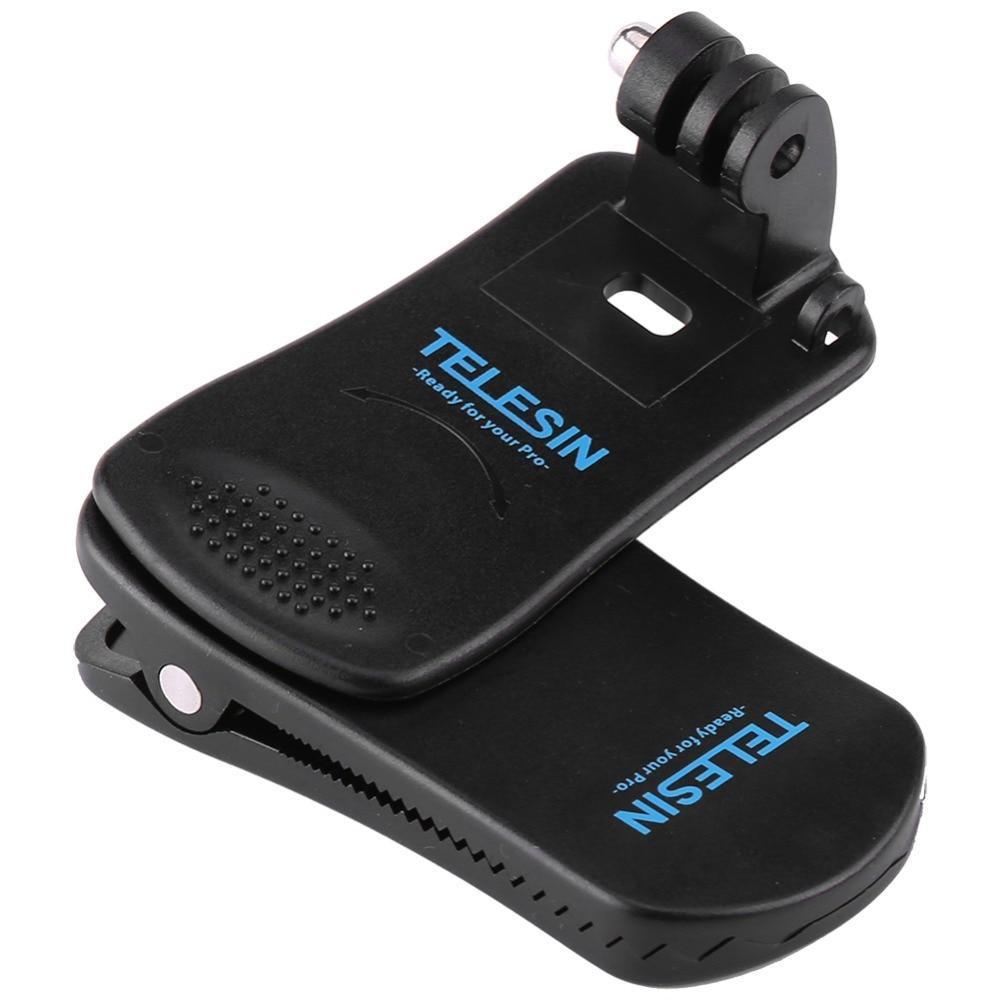 for GoPro Sport Camera Backpack Mount Clip (6)