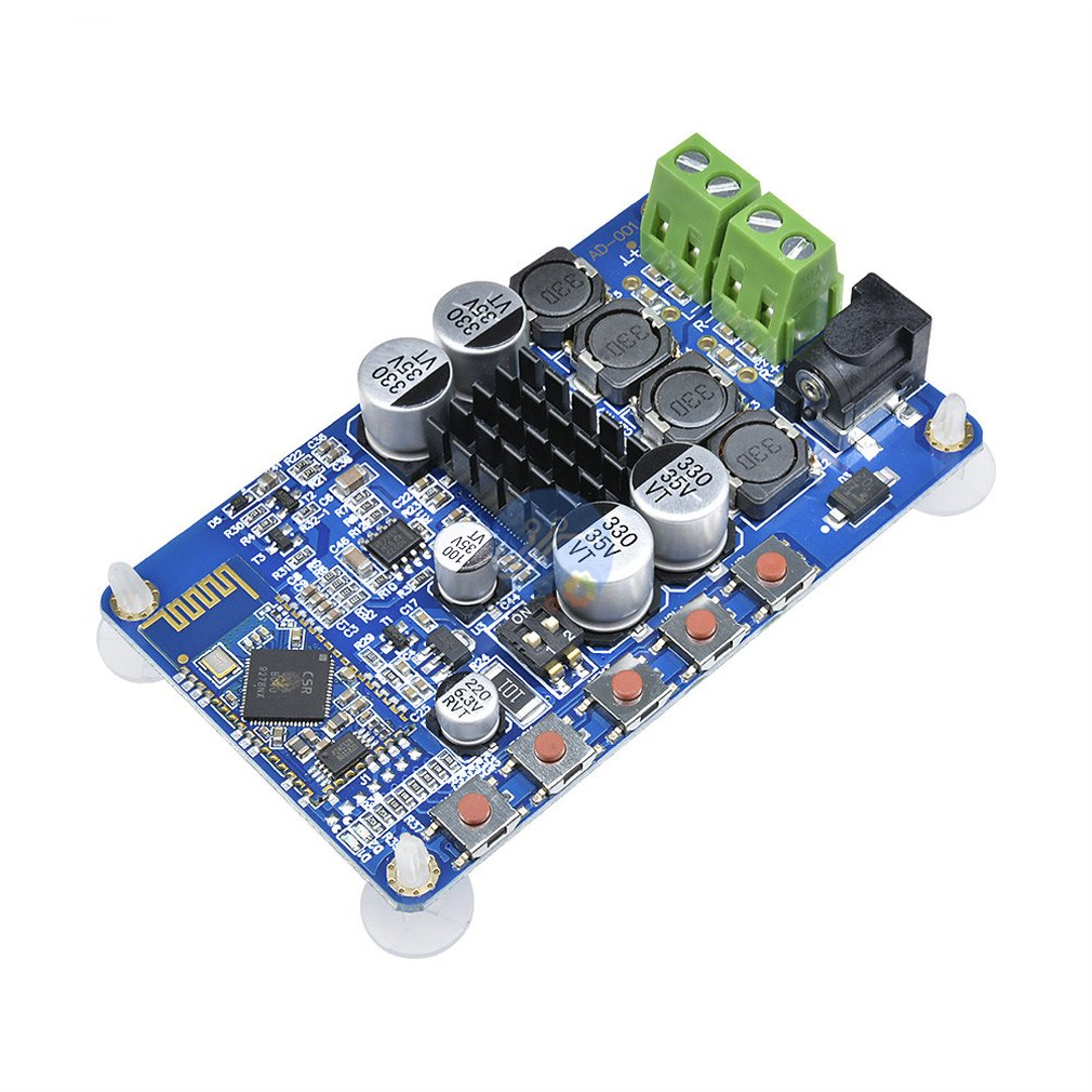 Power Amplifier Board Audio Receiving Amplifier Digital Power Amplifier