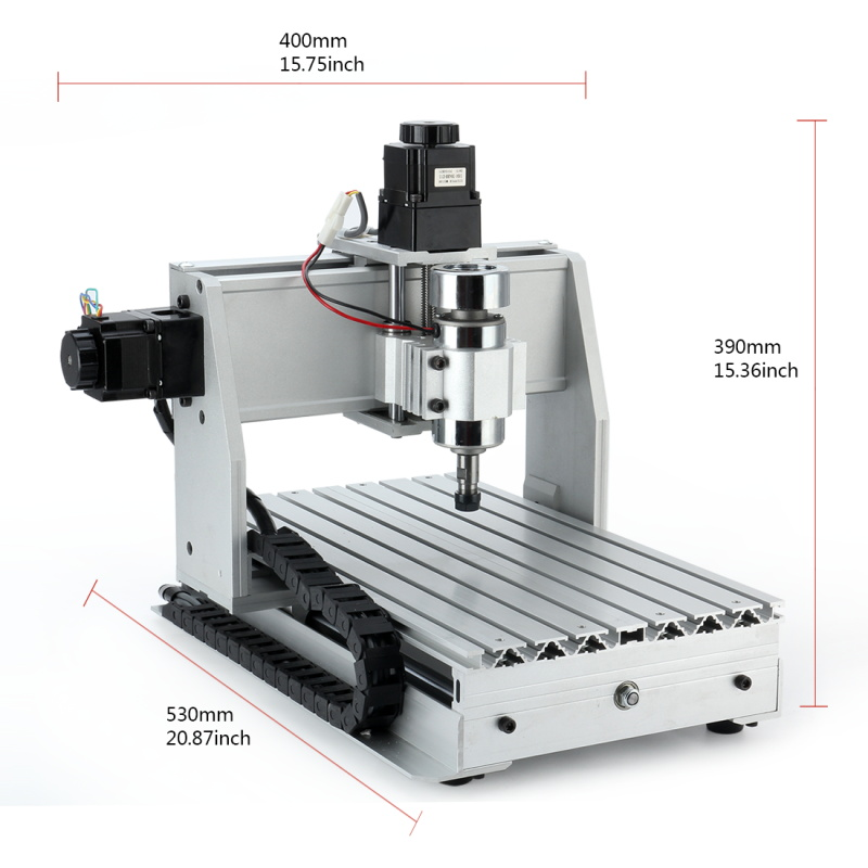 Us 443 01 26 Off Cnc Router Mini Desktop 3020t Carving Machine 3 Axis Cnc Wood Carving Cnc Milling Machine Kit Upgrade 3020t Milling Machine In Wood