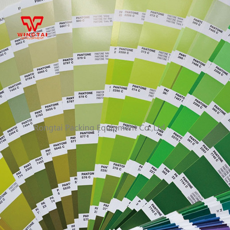 2 Booksset Newest Pantone Solid Coated And Uncoated Formula Color