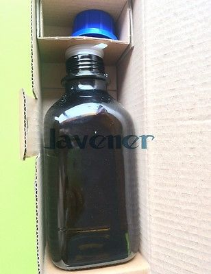 1L Brown Square Bottle Reagent Chemistry For DispensMate Plus Lab Kit Tool1L Brown Square Bottle Reagent Chemistry For DispensMate Plus Lab Kit Tool