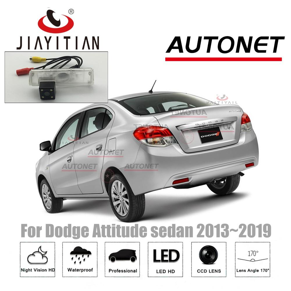 Dodge attitude 2019