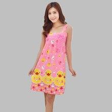 Sleepshirt Women Sleepwear Spaghetti Strap Nightgowns Female Sleeveless Night Dress Short Summer Nightshirts Nightwear