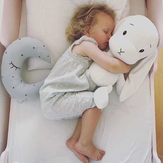 Baby Plush Rabbit Bunny Sleep Toy Pillow 30 cm