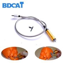 6mm Rotary Grinder Tool Flexibele Flexibele As Past + 0 6.5mm Handstuk Voor Dremel Stijl Elektrische Boor Rotary Tool Accessoires