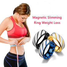 Magnetic Slimming Ring Weight Loss Fitness Reduce String Stimulating Acupoints Gallstone Bracelets