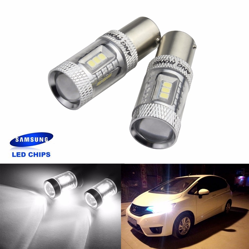 Buy Angrong 2x White 382 P21w 1156 Ba15s Bulb Bmw E39 Angel Headlight Corner Signal Socketwiring Connectorbulb Samsung Led Sidelight Turn Indicator Light Drlca221x2 From Reliable