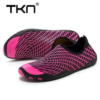 d07ef80836f9 2019 zapatos de agua de secado rápido para hombre, zapatos de verano al  aire libre, zapatillas de ...