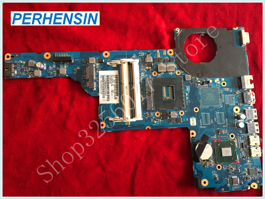 For HP For G6 G6-1000 laptop motherboard integrated 6050A2454801-MB-A01 657459-001 100% tested good 744009 501 744009 001 for hp probook 640 g1 650 g1 motherboard socket 947 hm87 ddr3l tested working