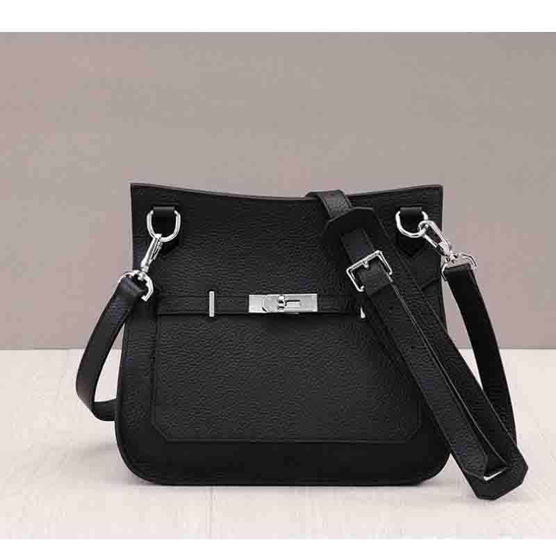 Women Bag Handbags Famous Brand Designer Real Leather Soft High Quality Female Messenger Bags Crossbody Shoulder Sac Lock Bolsas luxury brand designer handbags high quality shoulder bags women square pink tote bag female elegant soft crossbody messenger bag